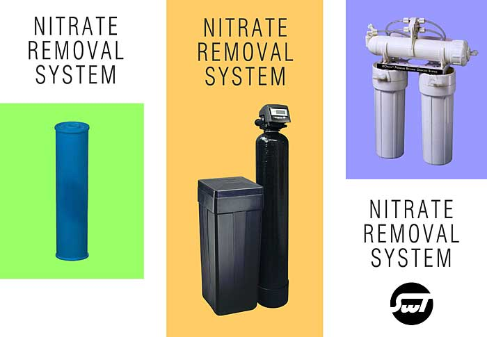 SWT carries a full line of Nitrate Filtration products