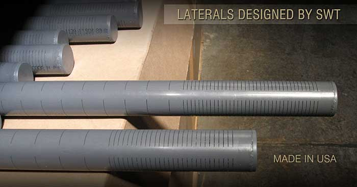 Laterals Designed by SWT