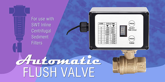 Automatic Flush Valve (AFV)